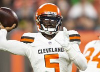 Browns try to turn things around vs. Steelers