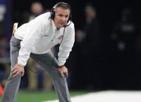 Ohio State coach Meyer suspended 3 games