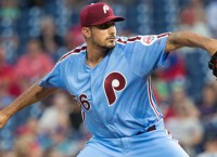 Eflin, Phillies open series against visiting Nationals