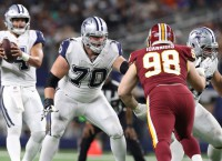 Dallas' Martin: 'Huge sigh of relief' after injury scare