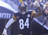 Steelers agree to trade Pro Bowl WR Brown to Raiders