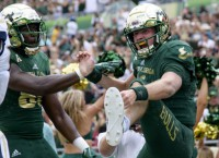 Blake Barnett Steals the Show for USF over Tech