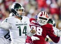 No. 21 Spartans host Chippewas