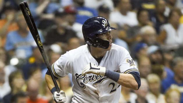 Yelich homers as Brewers complete sweep of Nats