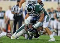 Michigan State hopes bye came at right time