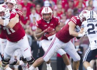 No. 18 Wisconsin aims to get back on track vs. Iowa