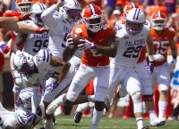 Clemson freshmen off to fast start