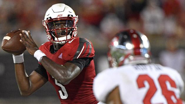 Louisville to switch to redshirt freshman QB