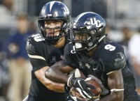 No. 12 UCF aims to keep on winning as it hosts SMU