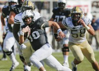 No. 10 UCF looks to keep rolling at Memphis