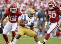 No. 5 Oklahoma braces for Army's triple-option
