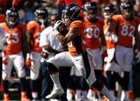Report: Broncos RB Lindsay (toe) out 2-4 weeks