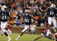 No. 10 Auburn looks for more O vs. Southern Miss