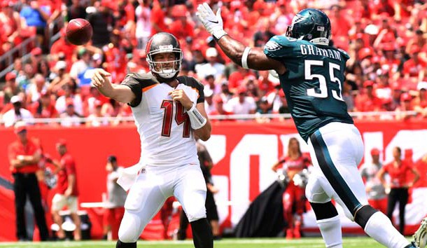 Buccaneers QB Ryan Fitzpatrick has outplayed Jameis Winston for two years
