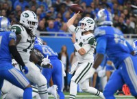 Sam I Am: Darnold shines in Jets rout of Lions