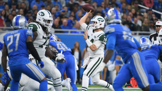 Darnold, Jets back at it as they prepare for Browns