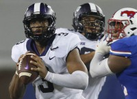 No. 15 TCU braces for No. 4 Ohio State