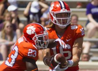 No. 2 Clemson braces for visit to Texas A&M