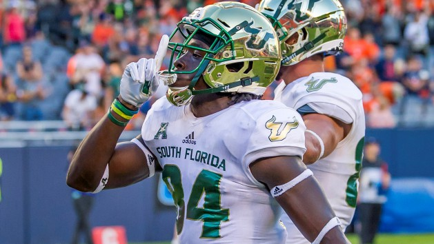 No. 21 South Florida returns home to face UConn