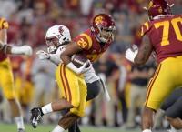 USC rediscovers running game before playing Arizona