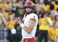Iowa State's Noland takes over at QB -- for now