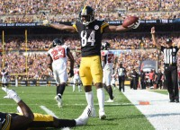 Steelers Pro Bowl WR Brown wants to be traded