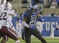 No. 15 Kentucky, Louisville play for Governor's Cup