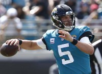 Rams, QB Bortles agree to one-year deal