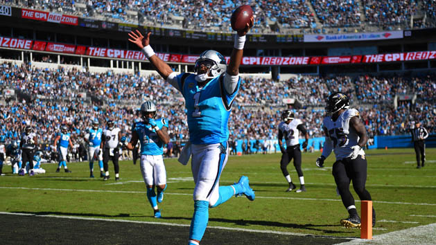 Panthers QB Newton expected to play Thursday