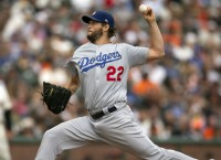 Rookie Anderson draws Kershaw in second game