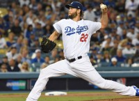 Dodgers, Kershaw take on Brewers in crucial Game 5