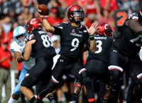 No. 20 Cincinnati aims to stay unbeaten vs. Temple