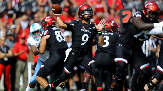 No. 20 Cincinnati aims to stay unbeaten vs. Temple
