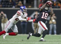 Reports: Saints acquire CB Apple from Giants
