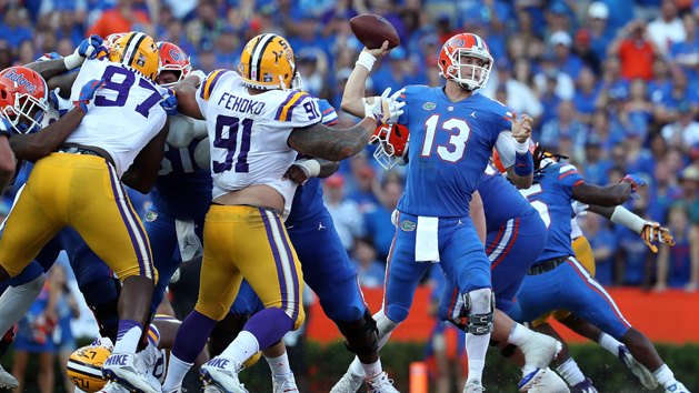 No. 8 Florida, Miami embrace spotlight showdown