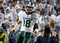 Michigan State's leading receiver out for the year