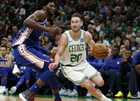Pistons hope to end skid against streaking Celtics