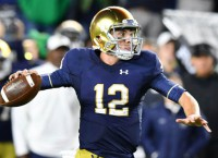 Notre Dame QB Book to start vs. Syracuse