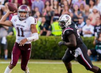 No. 16 Texas A&M aiming for fourth straight win