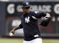 Yanks' Severino faces A's 'opener' in wild-card game