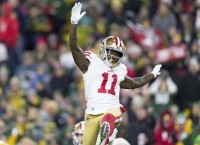 Goodwin provides jolt to 49ers' offense