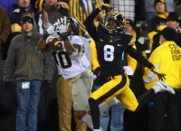 Iowa suspends CBs Hankins, Creamer for Purdue
