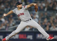 Sox's Eovaldi focused heading into Game 3 vs. Astros