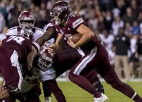 No. 21 Mississippi St. prepares to tackle Arkansas