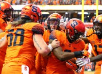 Pierce's TD Catch Wins it for Syracuse in Double OT