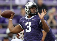 FBS Notes: TCU loses QB Robinson for the season