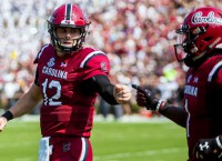 Gamecocks defeat Missouri in the Battle of Columbia