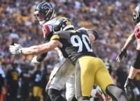 Rash of sacks becoming concern for Falcons