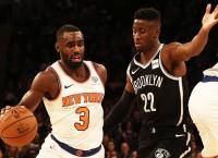 Knicks open Fizdale era at home against Hawks