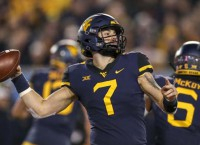 No. 13 West Virginia excited to meet No. 17 Texas